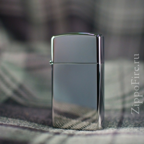 Zippo High Polished Chrome Zippo High Polished Chrome 1610 Slim