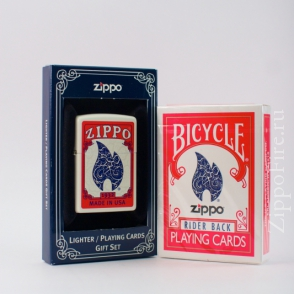 Zippo Playing Cards Gift Set Zippo Playing Cards Gift Set 24880