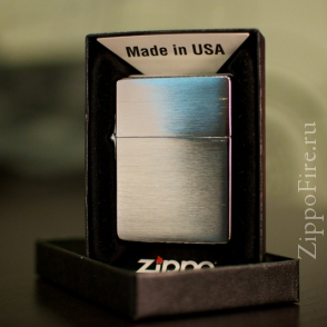 Zippo Brushed Chrome Zippo Brushed Chrome 1935.25 Replica (without slashes)
