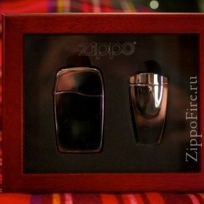 Zippo Cigar Lighter & Punch Gift Set Zippo Cigar Lighter & Punch Gift Set 30044