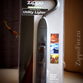 Zippo Flex Neck Utility Lighter Zippo Flex Neck Utility Lighter 121323 Black
