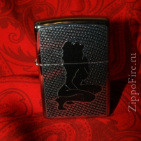 Zippo High Polish Chrome Zippo High Polish Chrome 250 Fishnet