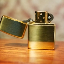 Zippo 18K Solid Gold 195 - 5