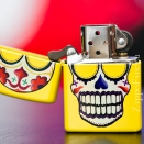 Zippo Lemon Day of the Dead 24894 - 2
