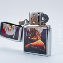 Zippo High Polish Chrome Kit Rae Enethia 28005 - 2
