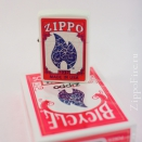 Zippo Playing Cards Gift Set 24880 - 1