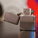 Zippo High Polish Chrome Vintage 260 - 1