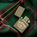 Zippo High Polish Chrome Jack Daniels 250JD.321 - 1
