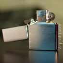 Zippo Brushed Chrome 1935.25 Replica (without slashes) - 1