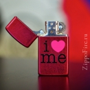 Zippo Candy Apple Red 24352 Slim - 1