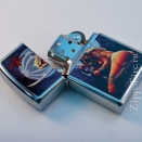 Zippo High Polish Chrome Kit Rae Enethia 28005 - 3