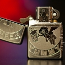 Zippo High Polish Chrome Beer Is Yummy 24047 - 1