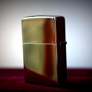 Zippo High Polish Chrome Ford 28625 - 2