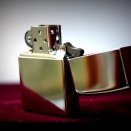 Zippo High Polish Chrome Ford 28625 - 3