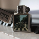 Zippo Brushed Chrome The Beatles Abbey Road Crossing 28255 - 1