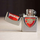 Zippo Satin Chrome Arsenal Football Club 205 AFC - 2