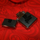 Zippo High Polish Chrome 250 Fishnet - 2
